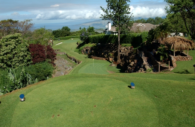 aloha look at this unbelievable backyard course belonging to terry