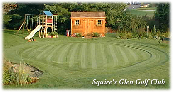 Putting Green Construction Manual - NEWS PAGE